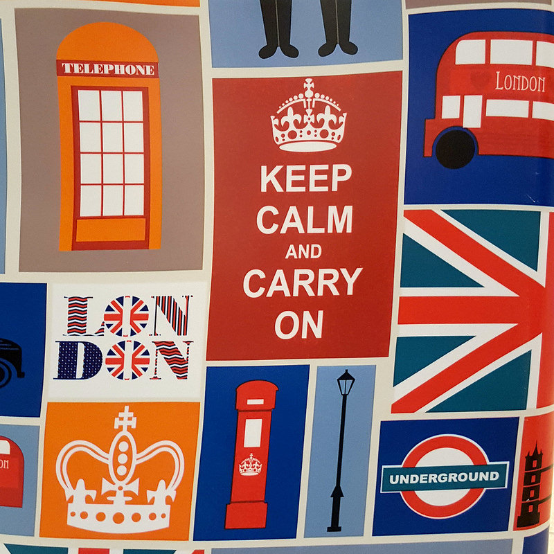 Keep calm and carry on #Brexit,圖片來源:https://flic.kr/p/Jji9Aw